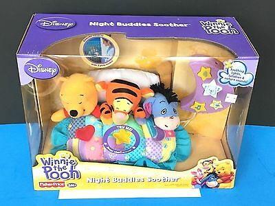 Disney Winnie The Pooh Night Buddies Soother  Fisher-Price
