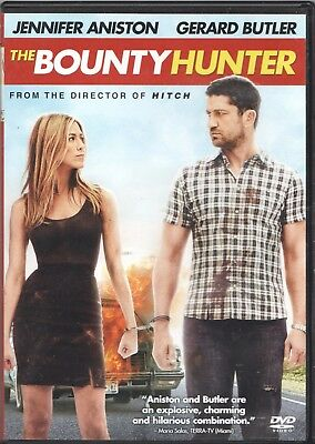 Movie DVD - THE BOUNTY HUNTER - Pre-Owned - Columbia Pictures