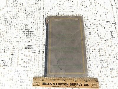 ALCOA Aluminum Co Of America Booklet Accident Prevention TN Sheet Mill OLD