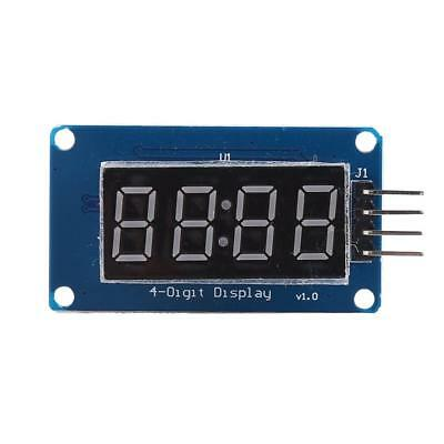 4 Digit Segment Tube LED Display Module TM1637 For Arduino Raspberry