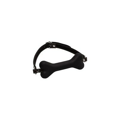 Hound Adjustable Dog Bone Gag Ball Gag master morso costrittivo sadomaso BDSM fe