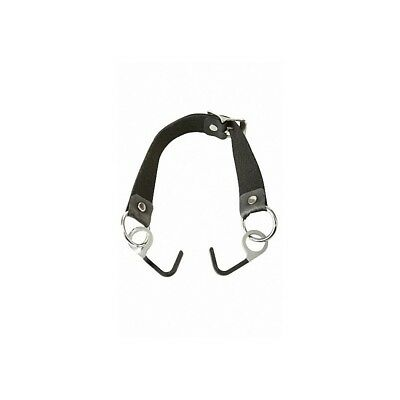 Double Fish Hook Restraint Ball Gag master morso costrittivo sadomaso BDSM fetis