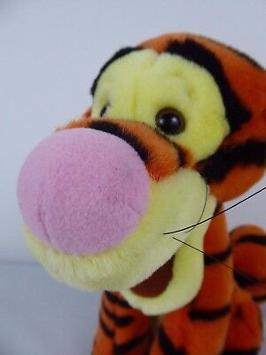 "Disney Channel Tigger Winnie the Pooh Plush toy doll 10"" with tag"