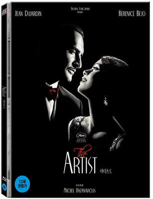 The Artist (2012, Blu-ray) Full Slip Digipack Limited Edition