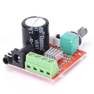 12V Hi-Fi PAM8610 Audio Stereo Amplifier Board 2X10W Dual Channel D Class