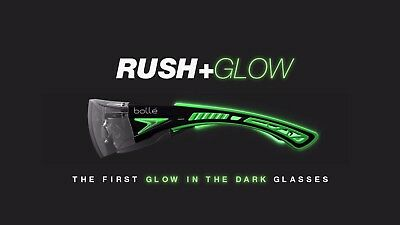 Bolle Rush+ Glow Safety Glasses / night worker