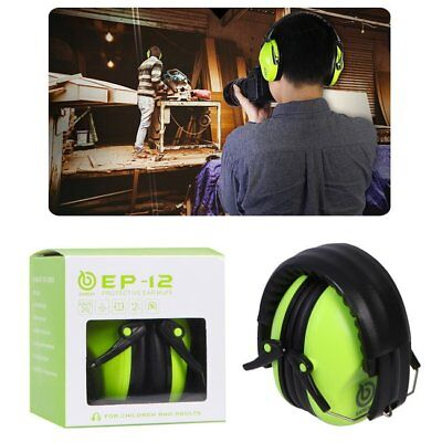 Folding Safety Earmuff Protection Headphone For Noise Impact Sport Sleep Shoot