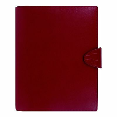 Filofax 2018 A5 Calipso Organizer, Red, 8.25 x 5.75 inches (C022494-18)