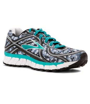 Women's Brooks The Mix - Adrenaline GTS 16 Running Shoes Size 4.5