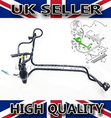Peugeot 206 307 1.4 HDI Engine Fuel Hose Pipe Harness & Primer Pump 1574T1
