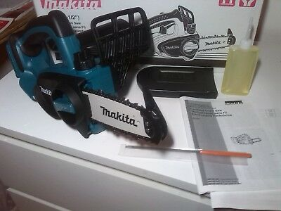 Makita 18v duc122z  Body Only cordless chainsaw - Made in Japan