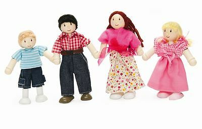 Le Toy Van Daisylane My Family Dolls (Set of 4)