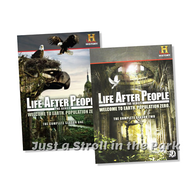 Life After People: Complete Documentary TV Series Seasons 1 & 2 Box / DVD Set(s)