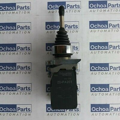 Schneider Electric Xd4Pa14 Joystick Controller 4Direction 22Mm Stay Put 1No