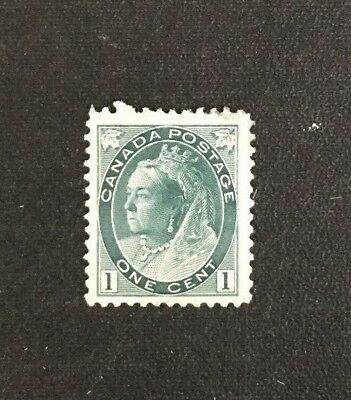 Canadian Stamp #75 MH  $80