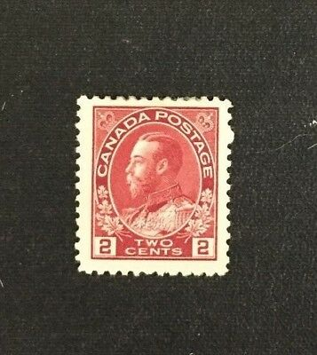 Canadian Stamp #106 MH  $40