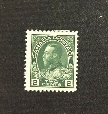 Canadian Stamp #107 MH  $45