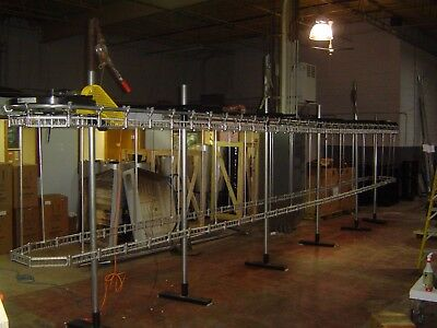 White DS-660 Double Deck Conveyor
