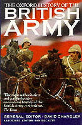 The Oxford History of the British Army, , Very Good Book