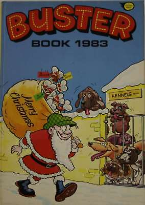Buster Book 1983, a fleetway annual, Very Good Book