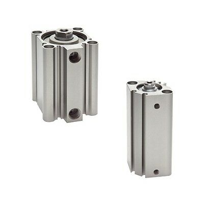 ISO COMPACT CYLINDERS DOUBLE ACTING WITH MAGNETIC PISTON Eco-Line,Sq