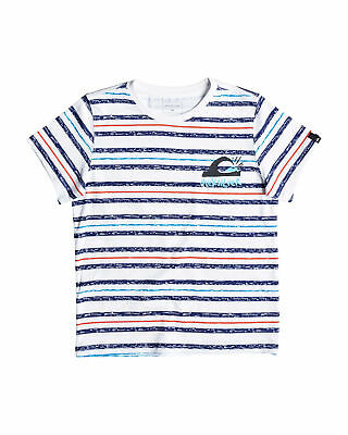 NEW QUIKSILVER™  Boys 2-7 Logospark T Shirt Boys Children Tops