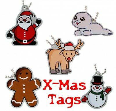 "Travel Tag ""Festive Collection"""