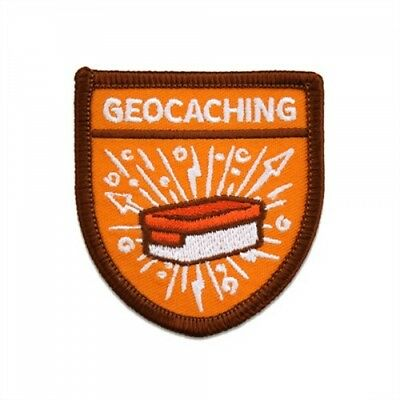 """Patch """"Geocaching Scout"""""""