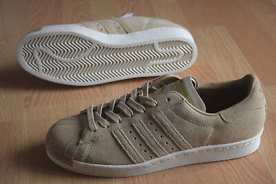 best service df1a3 225d4 adidas Superstar 80s 42 43 44 45 46 BB2227 cAmPuS sTan smitH forUm dEcadE  80 s