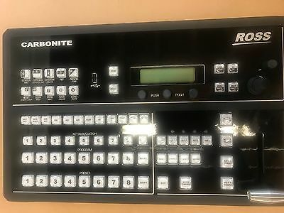 ROSS CARBONITE BLACK SOLO / Production Switcher