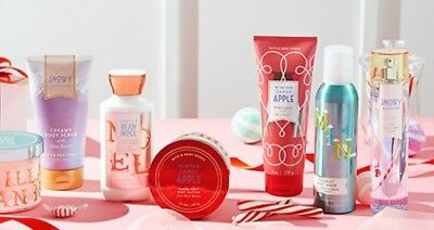 Buy 2 Get 1 50% OFF Bath and Body Works Winter 2017 Body Care