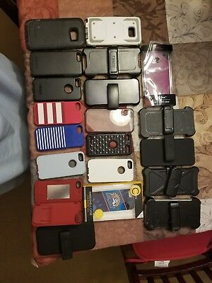 Lot cell phone cases