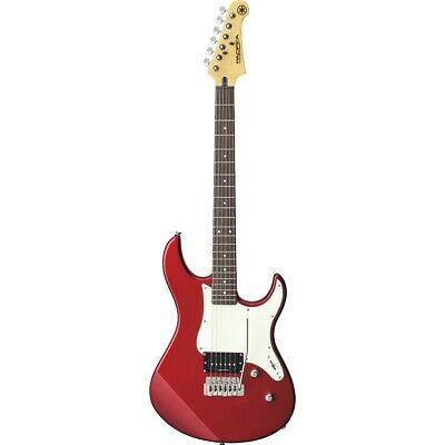 Yamaha PAC510V Pacifica Electric Guitar Rosewood Fretboard Candy Apple Red