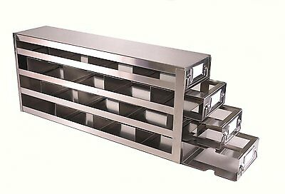 "Upright Freezer Drawer Racks For 2"" Boxes, UFD-442"
