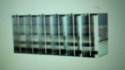 Upright Freezer Racks for 96-Well & 384-Well Microtiter Plates, UFMP-609L