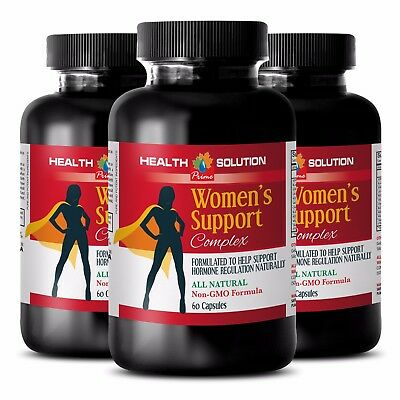 Women Sex Booster Capsules - Women's Support Complex 1256mg - Sage Powder 3B