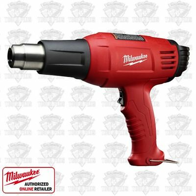 Milwaukee 8975-6 120-Volt Dual Temperature Heat Gun New