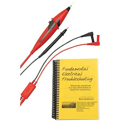 Electronic Specialties Load pro Dynamic Test Leads And Book ES181
