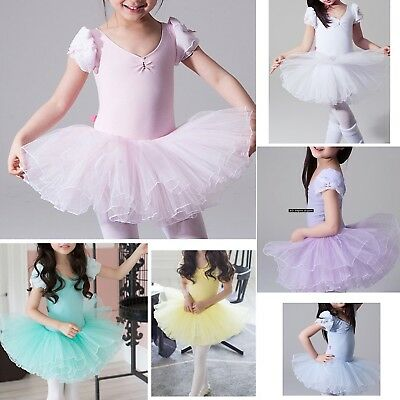 Vestito Tutù Saggio Danza Bambina Girl Ballet Tutu Dress DANC102