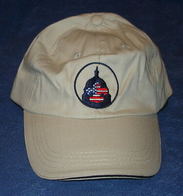 NATIONAL CAPITAL AREA COUNCIL FRIENDS OF SCOUTING (FoS) BSA SCOUTER HAT - NWOT