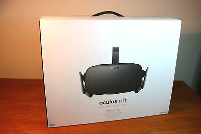 New - Boxed Oculus Rift Cv1 VR Headset - xBox controller version