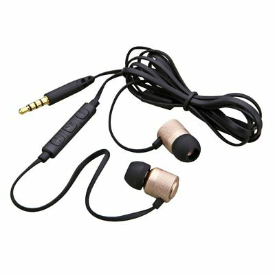 Auvio 3301707 Metal Earbuds with Mic (IL/PL1-2701-3301707-UG)
