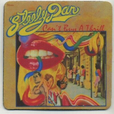 Steely Dan Record Album COASTER -  Can't Buy A Thrill
