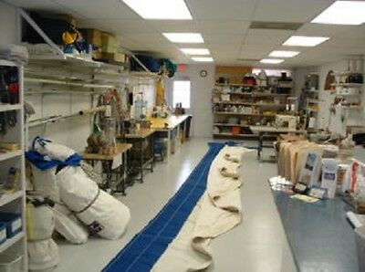 SAIL LOFT - Sail Making and Repair - PRICE REDUCED FOR QUICK SALE!!