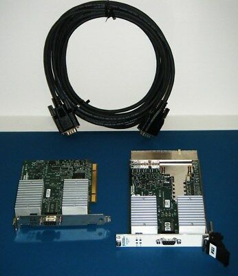 NI MXI-4 Kit, PXI-8331, PCI-8331, Cable, Media, National Instruments *Tested*