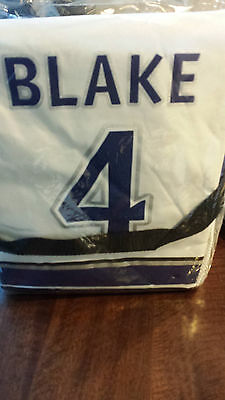2014-15 Rob Blake Jersey Lunchbox Los Angeles Kings Old 1990's Avalanche Hof