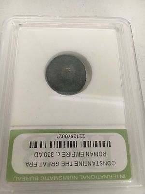 Roman Coin Constantine the great C. 330 A.D.