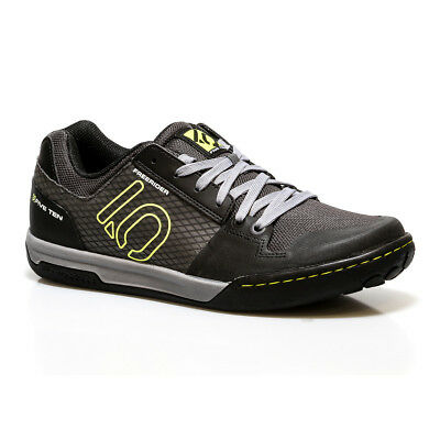 Five Ten MTB-Schuhe Freerider Contact Schwarz/Lime Punch
