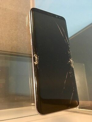 Samsung Galaxy Note 8 Cracked Glass Screen Replacement Service
