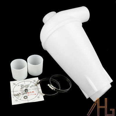 Dust Separation Collector Plastic Cyclone Collector Vacuums Cleaners Filter Tool